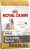 Royal Canin Yorkshire Terrier Adult (7,5 кг)