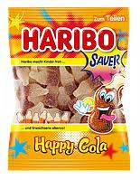 Haribo Sauer Happy Cola 200 g